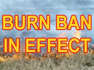 Image of Burn ban